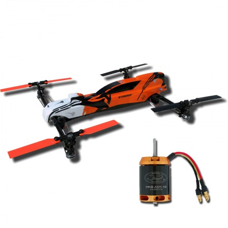 Stingray 500 Combo Kit with Scorpion motor