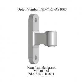 Rear Tail Bellcrank Mount R7