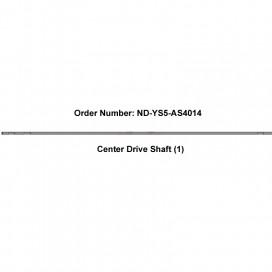 Main Drive Shaft (S5)