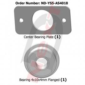 Center Bearing Plate (S5)