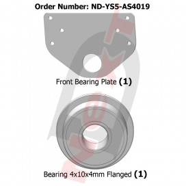 Front Bearing Plate (S5)